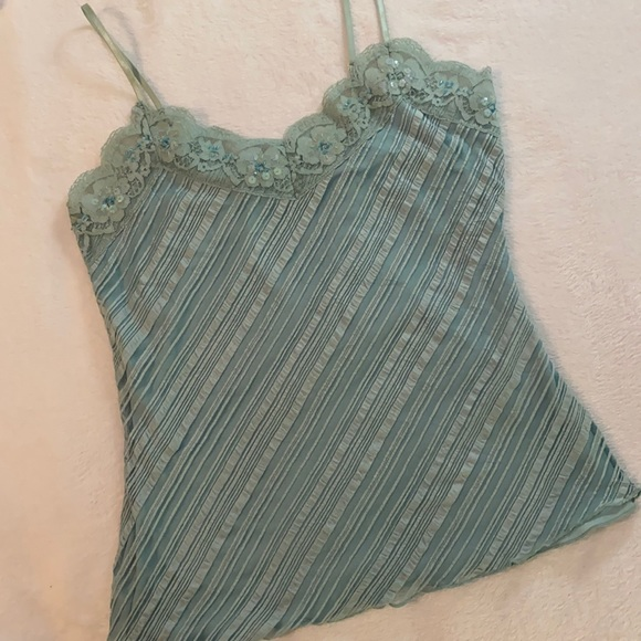 Arden B. Lace Top Camisole